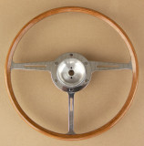 Original Bent Spiral Rim with European Beech