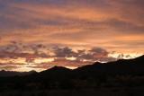 South Mountain Park Sunset