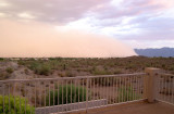 Dust Storm Rising