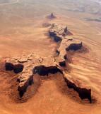 Navajo Land at 10,500 feet