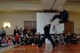 12 10 06 Taekwondo graduation ceremony