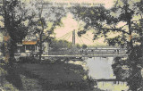 Okoboji Swinging Wagon Bridge 1908