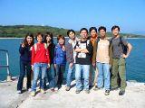 Tung Ping Chau Trip on 15.12.2002