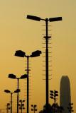 Causeway Bay - Sunset