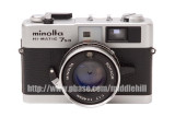 Minolta Hi-matic 7s II