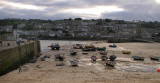 St Ives Harbour - January