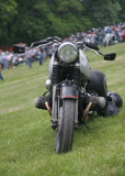 Classic Motorcycle Day at Butler's Orchard