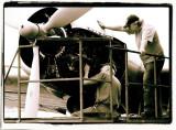 DC-3 repair