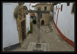 Obidos, an alley