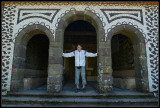 At the Bucaco forests and palace