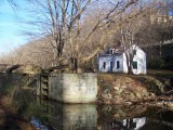 Lock 7 and lockhouse