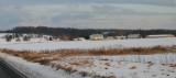 Panorama besides roadway