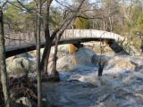 Bridge to Olmsted Island