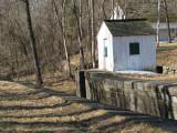 Little shack on lock 50