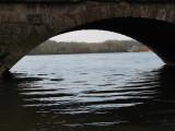 Through the bridge