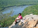 TTJ on Weverton Cliffs - 5-13-2007