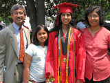 Christina's High School Graduation Ceremony - 2007