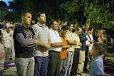 Laylat Al Qadr prayers - Haram Al Sharif, Jerusalem