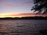 Sunset on Sunset Lake - Sunset Bob