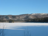 Straightback Mt. / Hills Pond