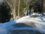 Snow Drifts on Narrows Bridge
