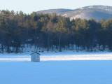 Bobhouse on Crystal Lake