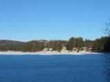 Looking Toward The Pines - Crystal Lake