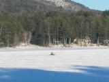 Crystal Lake Snowmobile #1