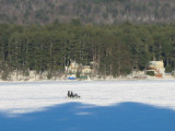 Crystal Lake Snowmobile #2