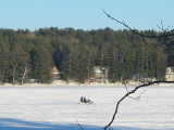 Crystal Lake Snowmobile #3