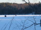 Manning Lake Bobhouse #3