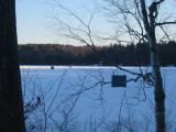 Manning Lake Bobhouse #4