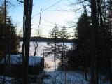 Sunset Lake - 2/19/07