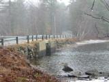 Natt's Bridge with low water - 4/15/07