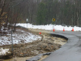 Alton Mt. Rd. at Intersection with Avery Hill Rd. - 4/16/07