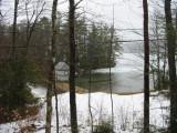 Sunset Lake Dam