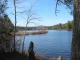 Nelson Brook from Natt's Bridge - Crystal Lake