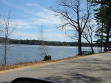 Still Some Ice on Crystal lake