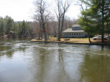 High Water in the Suncook Channel