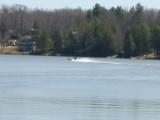 First Boat on Halfmoon! 4/21/07