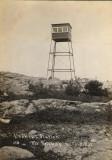 Lookout Station at Mt. Belknap