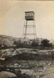 Lookout Tower - Belknap Mountain