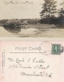 Suncook Pond - Centre Barnstead - 1908