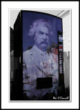 How is this for a vending machine next to Mark Twain's Boyhood Home?