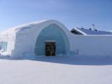 Ice Hotel Jukkasjärvi 2006