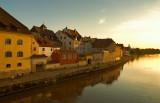 The City of Regensburg (Ratisbon)