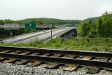 Railroad and Interstate