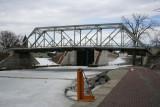 Bridge at Erie Canal Lock 2