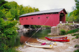 Covered Bridges - Vermont