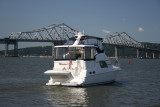 Tappan Zee and Boat